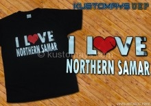 I love Northern Samar