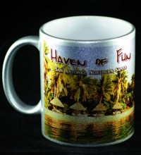 Haven - Silver Mug
