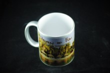 Haven - Silver Mug
